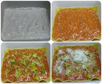 lasagna ragù salsiccia ricetta