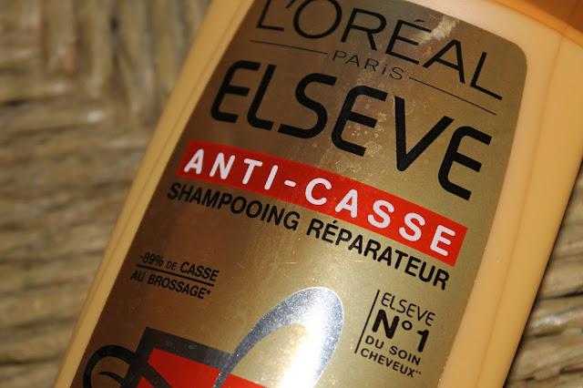 Shampooing Réparateur - Anti-Casse - Elsève - L'Oréal