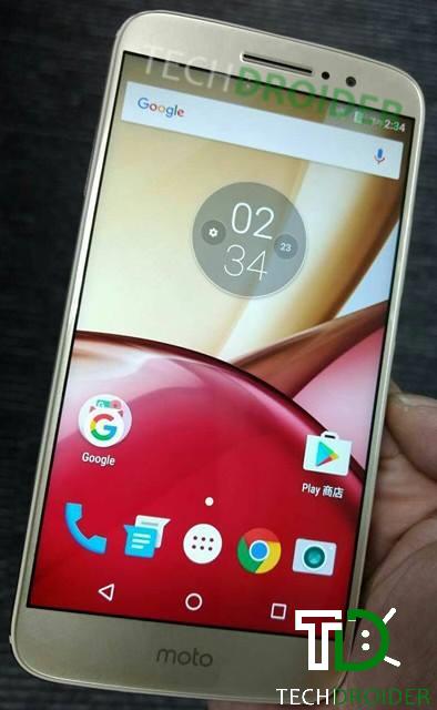 Exclusive: Motorola Moto M (XT1663)
