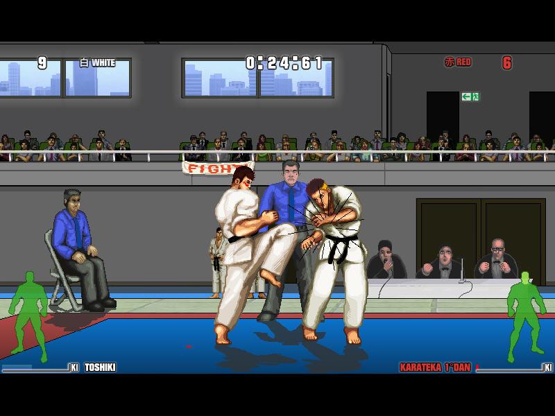Karate Free Games