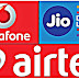 JIO VS VODAFONE VS AIRTEL: These are the best plan below Rs 200