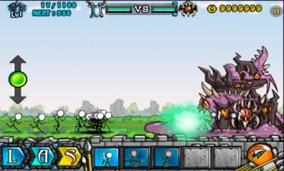 Cartoon wars 2 mod apk latest version