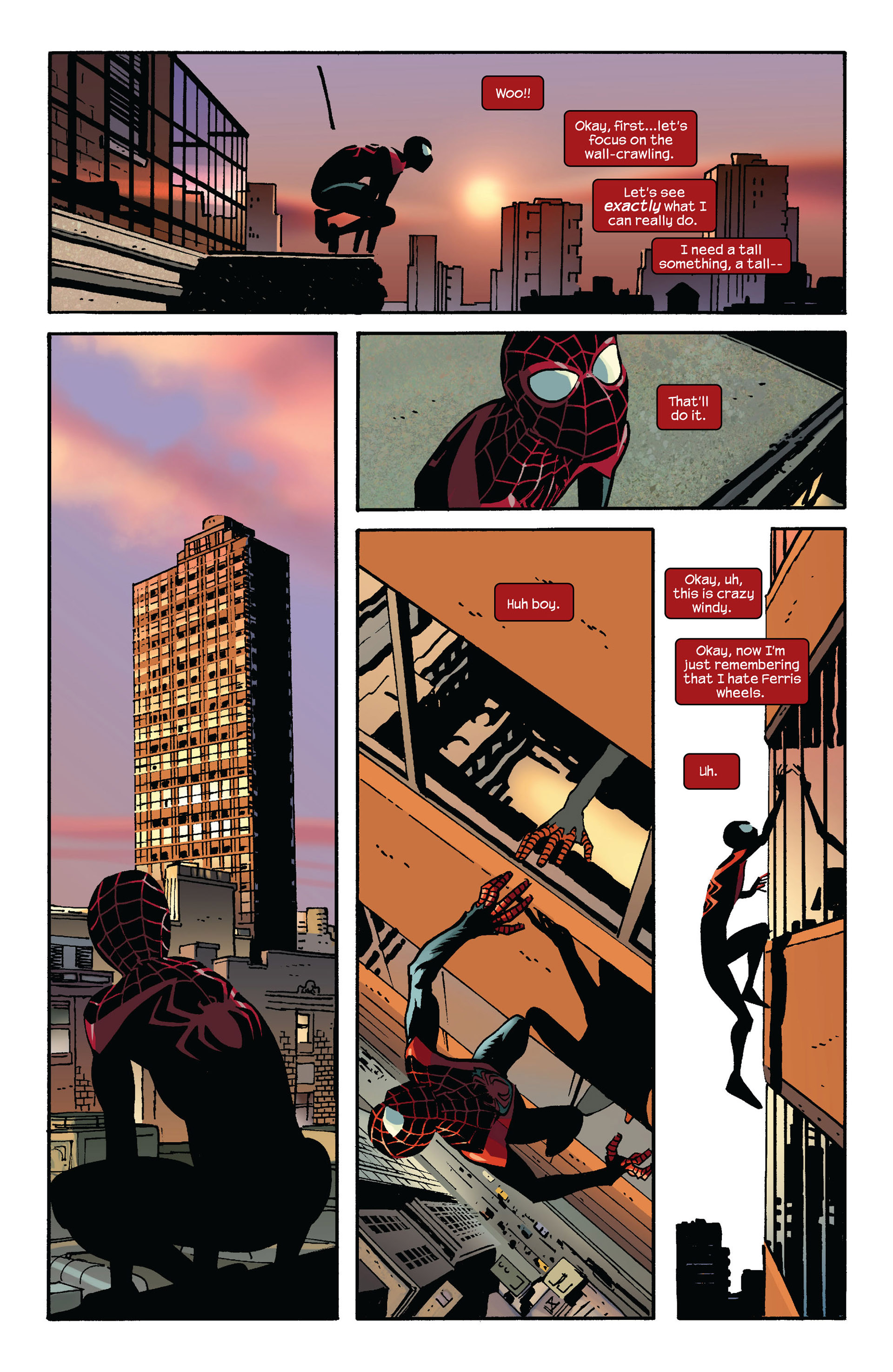 Read online Ultimate Comics Spider-Man (2011) comic -  Issue #7 - 7