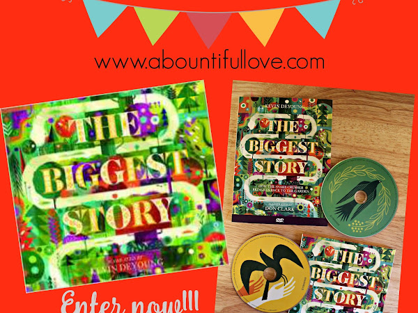 The Biggest Story- DVD & CD Giveaway
