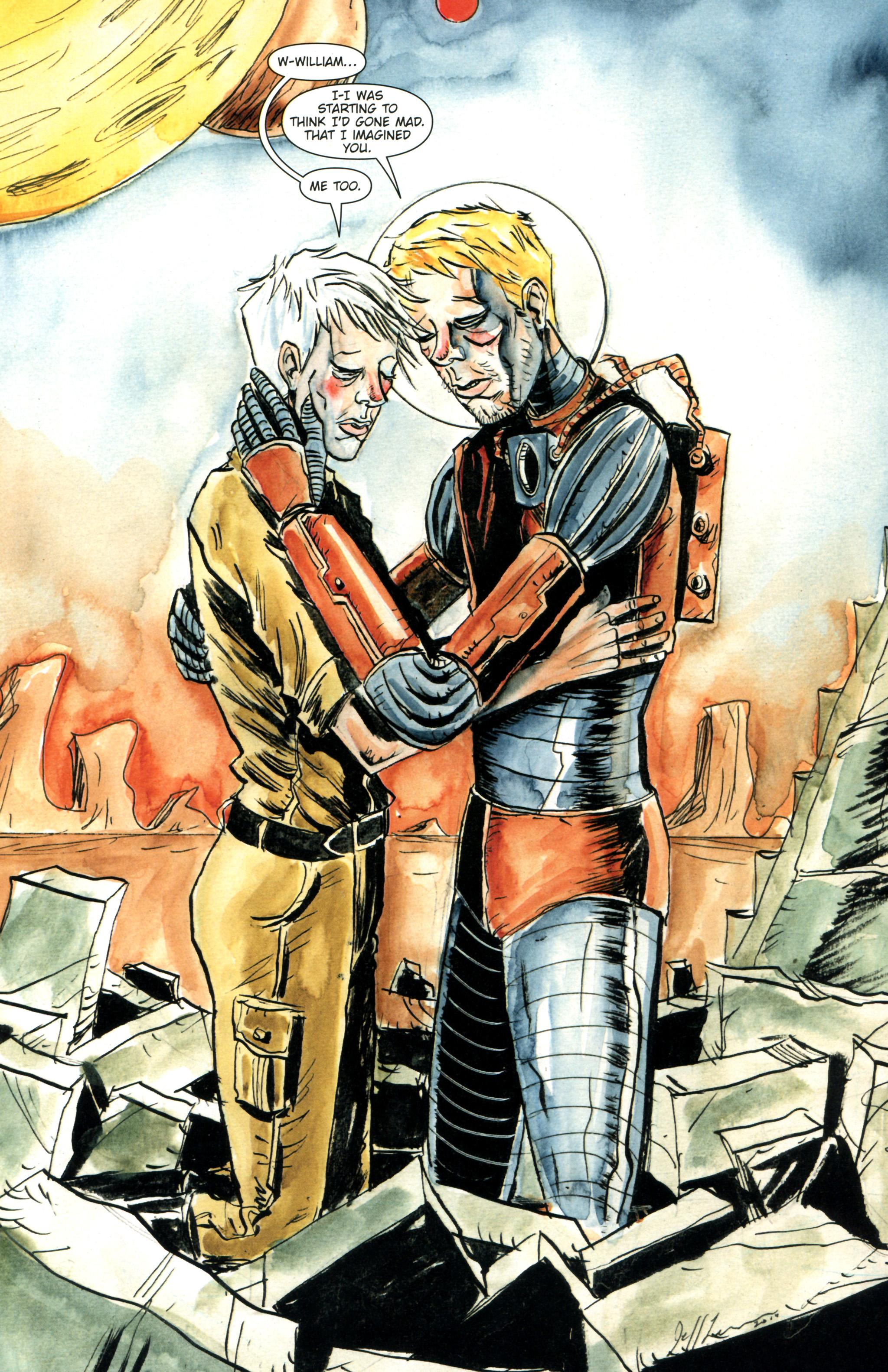 Read online Trillium comic -  Issue #7 - 21