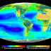 Global distribution of photosynthesis including phytoplankton & vegetation