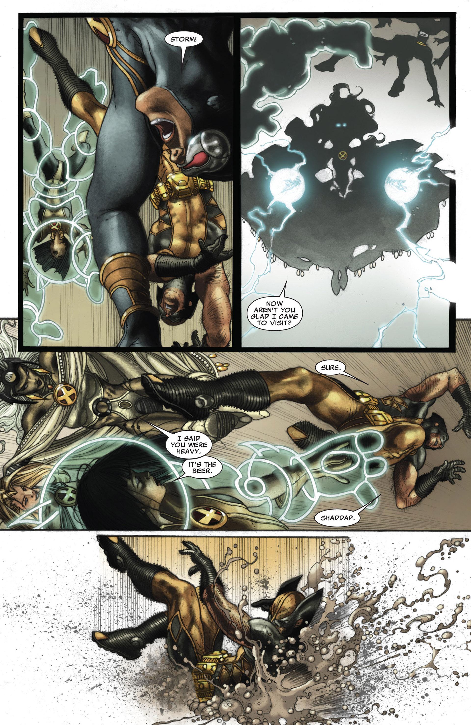 Read online Astonishing X-Men (2004) comic -  Issue #26 - 19