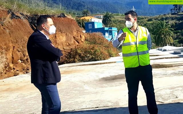 El Cabildo da luz verde al proyecto de Zona Comercial Abierta de Breña Alta para las calles Esteban Pérez y Venezuela