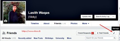 How To Hide Friend List On Facebook From Friends (Video)