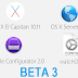 Download OS X El Capitan 10.11 Beta 3 & OS X Server 5 Beta 3 .DMG Files - Direct Links