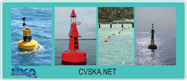 pelampung suar, floating beacon