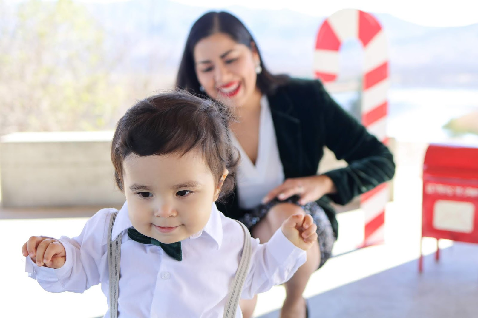 socal mom blogger, latina mom blogger, 1 year old son