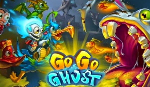 Download Go Go Ghost Game Horor Asyik Untuk Android