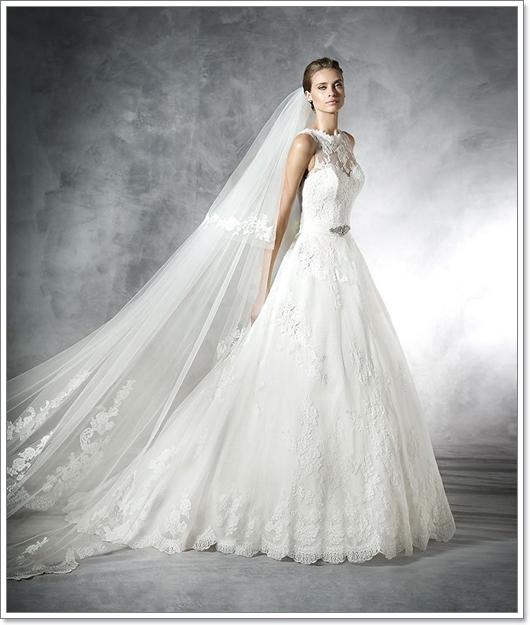 Brautkleider Kollektion 2016 von Pronovias