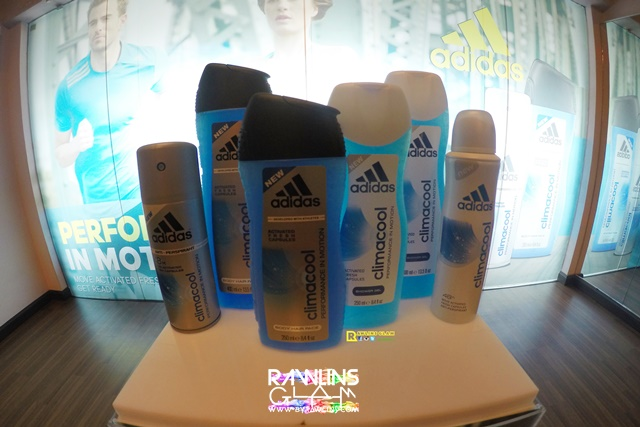 adidas, adidas climaccol shower gel, deelicious, work out studio, byrawlins, health, zumba, fitness