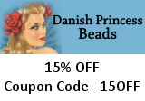 Danish Princess Beads Etsy