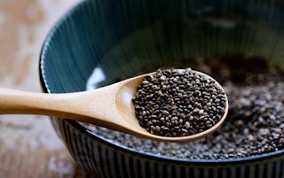 manfaat chia seed yang luar biasa