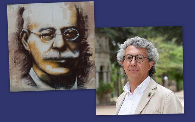 Jorge de Buen y Antonio Calvo Roy