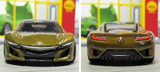 Hot Wheels Super th  NSX