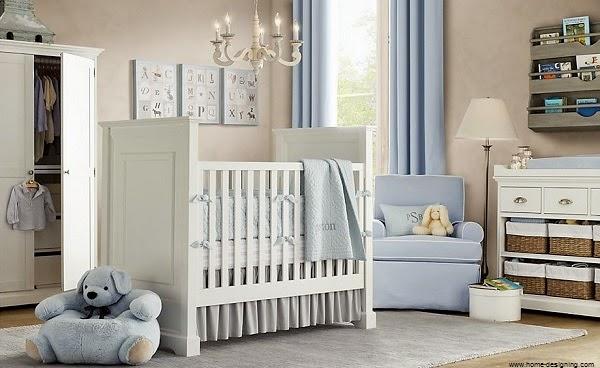 Mobilier chambre bébé garçon