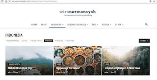 Salah Satu Bisnis Sampingan Travel Blogger