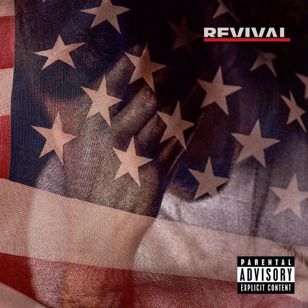 Eminem's Album 'Revival'