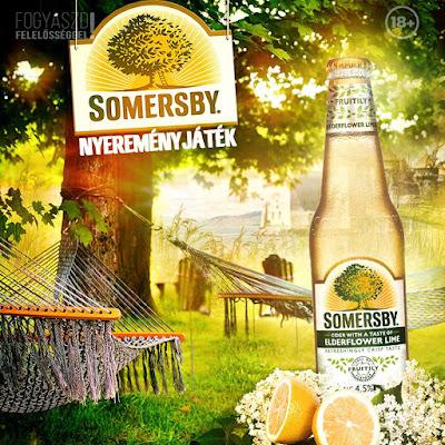 Somersby Nyereményjáték