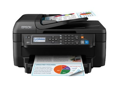 Epson WorkForce WF-2750DWF Driver Downloads