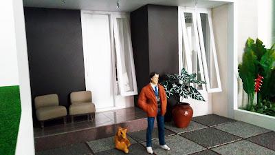 Teras Rumah Orchid 4, 59/136 dan 4A, 59/160 Citra Indah City