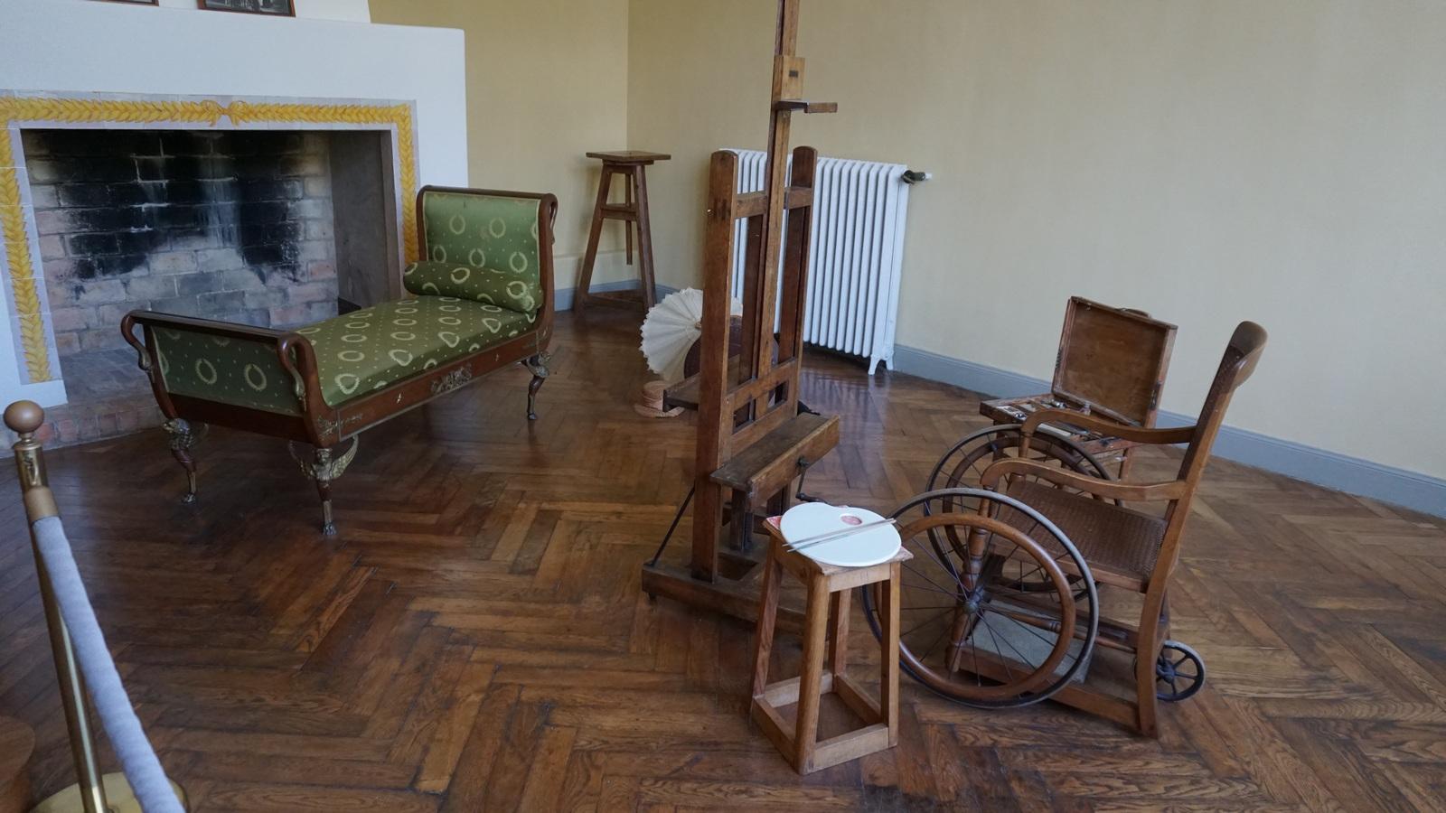 Renoir's studio in Les Collettes