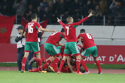 Morocco qualify for CHAN 2018 final