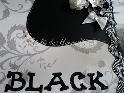 scrapbook black white scrap playground