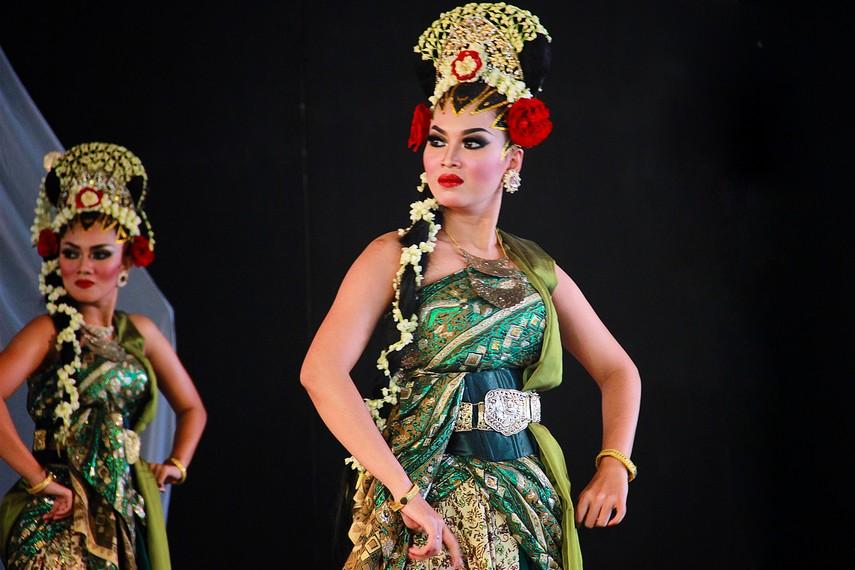 Tari Iswara Gandrung, Tarian Tradisional Dari Jawa Barat