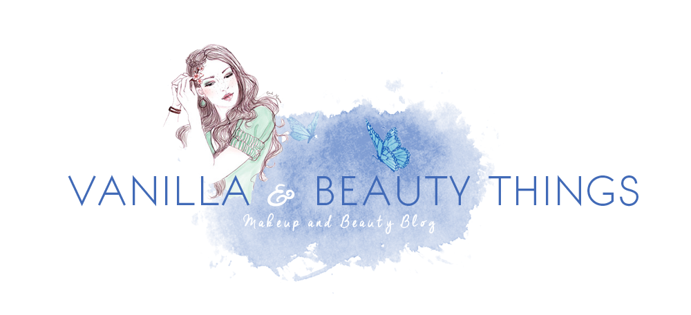 Vanilla and Beauty Things