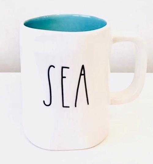 Rae Dunn Sea Mug