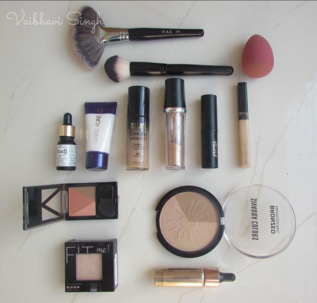 anushka wedding makeup tutorial