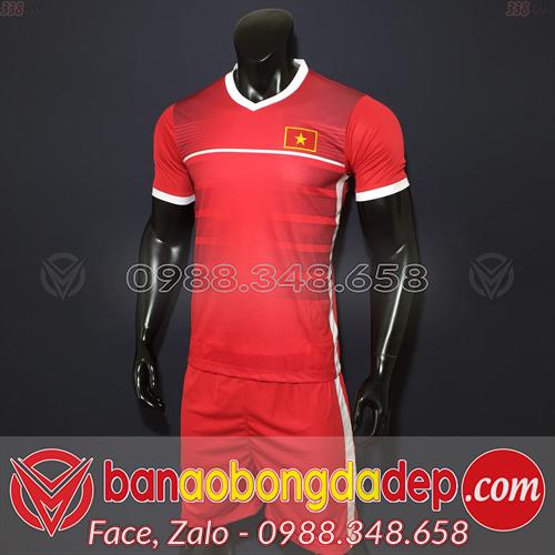Áo Việt Nam đỏ training 2019