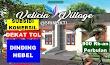 Rumah Subsidi Velicia Village Tambun Utara Srimukti - Dinding Hebel di Bekasi