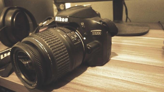 Cara Menggunakan Kamera DSLR Nikon d3200