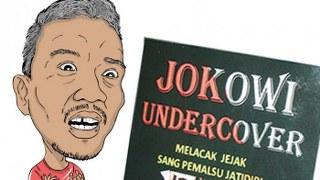 "5 hari sudah Bambang Tri Mulyono menjadi tahanan di Mapolda Metro Jaya, Bambang Tri adalah tersangka kasus dugaan penyebaran ujaran kebencian dan sara dalam buku ""Jokowi Undercover"""