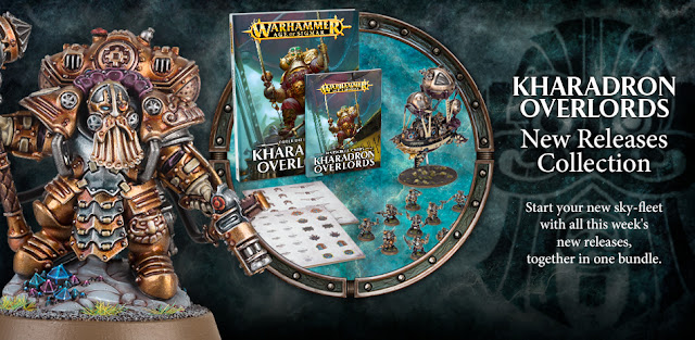 Wayland Games: Venture Into The Skies - Age of Sigmar Kharadron Overlords Steampunk Air Pirates Discounted