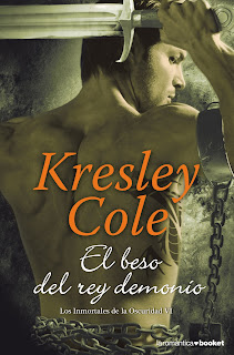 Beso demonio Cole