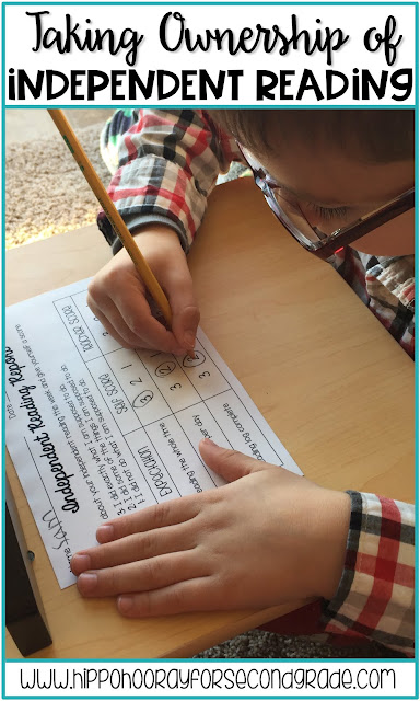 Student Accountability During Independent Reading