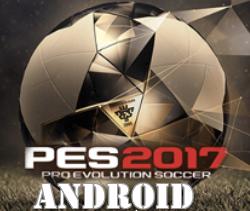 PES 2017 Mod APK