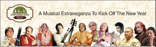 HCL Concerts and Bharatiya Sangeet Sadan Present Swami Haridas Tansen Sangeet Nritya Mahotsava