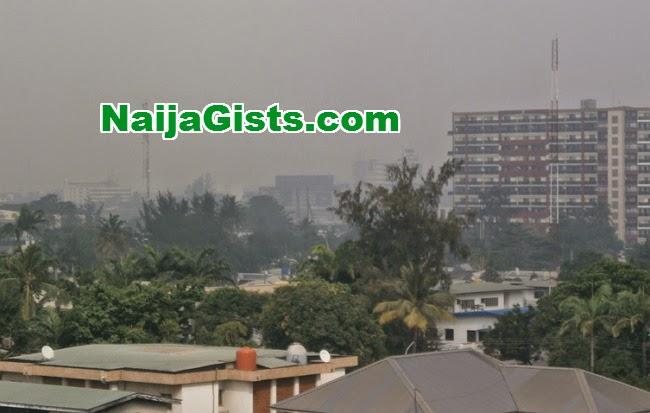 harmattan season Nigeria