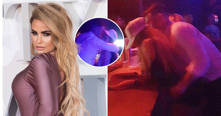 , 'Wasted' Katie Price gets close to mystery man in Miami bar after vowing to go sober, Latest Nigeria News, Daily Devotionals & Celebrity Gossips - Chidispalace
