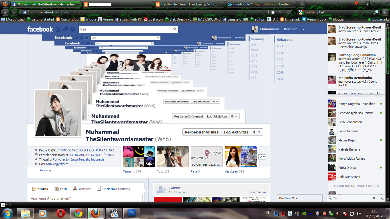 Foto Sampul Facebook Maz Aguz Setiawan Pinterest Facebook