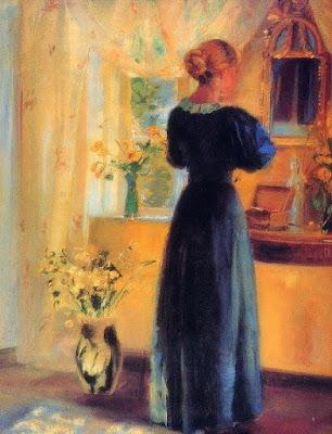 tanara-in-fata-oglinzii-anna ancher-1899