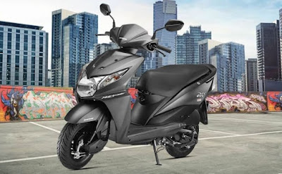 New upteded Honda Dio 2016 image